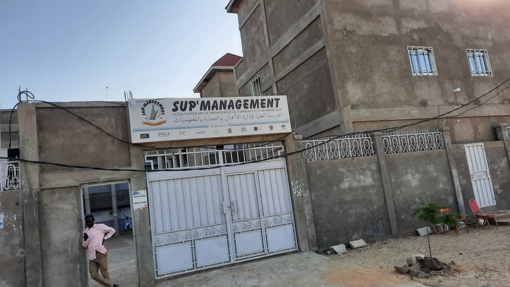 Implémentation de Logesco Myuniversity à SUPMANAGEMENT TCHAD